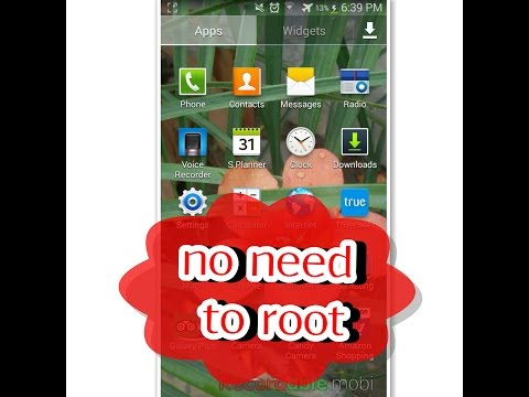 Run root needing apps without rooting