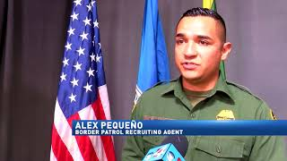 Border patrol in need of agents