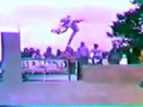 Neil Ruffell RIP 'King Of The Skateparks' Southsea