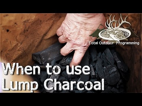 How to use lump charcoal - Keep on Grillin' - Cooking on the Grill Tips and How To's Episode #1