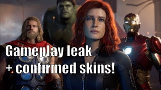 Download SDCC 2019: Marvel's Avengers Gameplay + Alternate Costumes! Video
