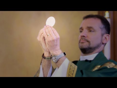 Signed Catholic Mass: 6/18/18 | 11th Monday in Ordinary Time