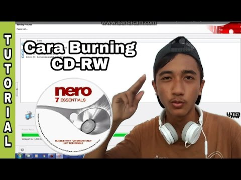 Cara Burning Lagu ke CD-RW/CD-R with NERO 7 ESSENTIALS