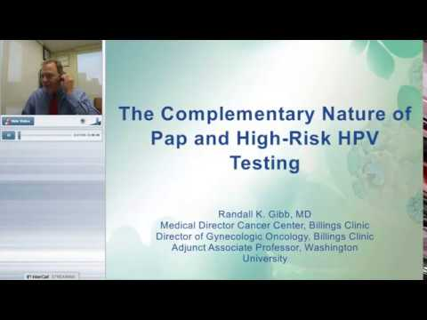 Webinar: The Complementary Nature of Pap and High-Risk HPV Testing