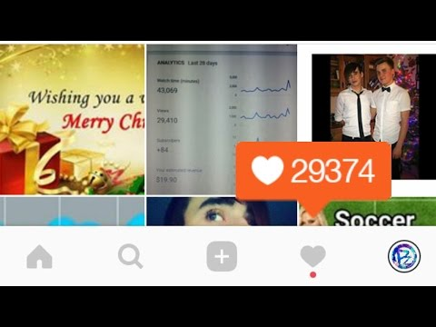 How to get unlimited Instagram likes *2016\2017*