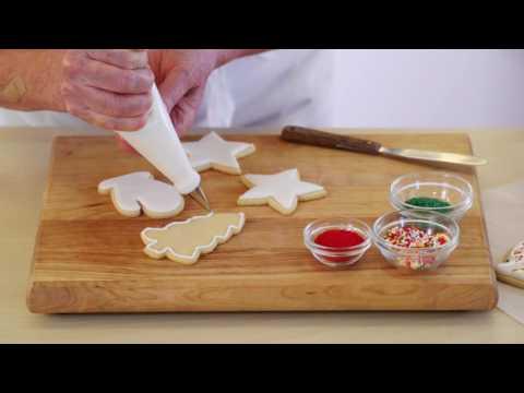 How to Make & Use Royal Icing