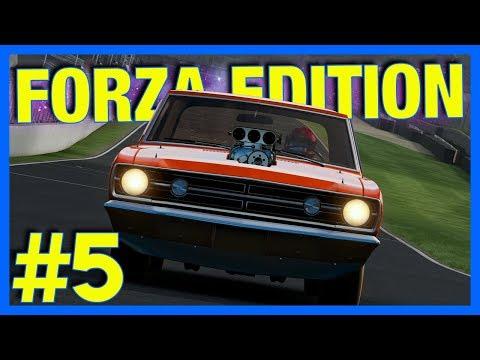 Forza 7 Career Mode : NEW FORZA EDITION UNLOCKED!! (Part 5)