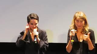 Portrait of a Lady on Fire - TIFF 2019 -  Q&A - Céline Sciamma, Adèle Haenel, Noémie Merlant