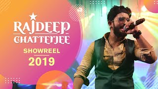 Rajdeep Chatterjee - RCLIVE | Official Showreel 2019 |