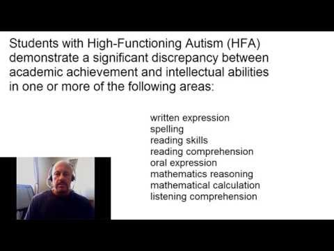 Teaching Students with High-Functioning Autism and Asperger's