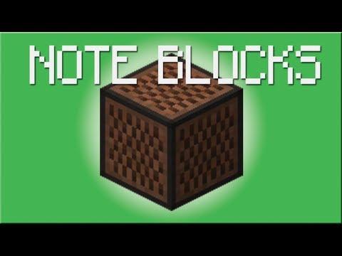 Minecraft - Note Block Tutorial