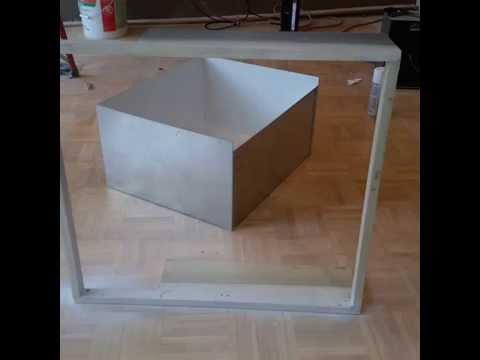How to make A recessed bathroom medicine cabinet