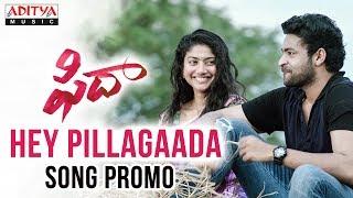 Hey Pillagaada | Fidaa Songs | Varun Tej, Sai Pallavi | Shekhar Kammula