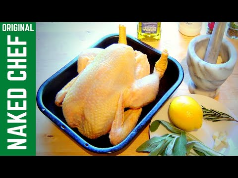 Christmas Roast Chicken recipe How to make
