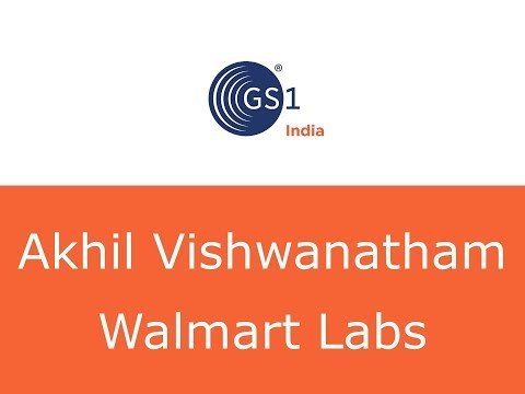 Akhil Vishwanatham, Walmart Labs