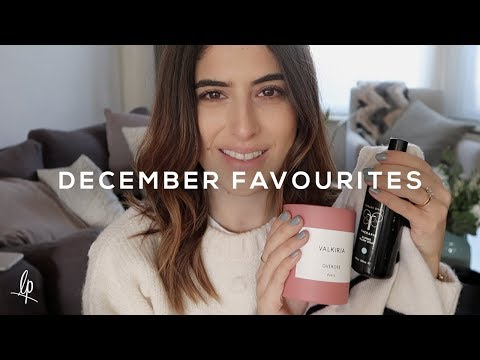 DECEMBER FAVOURITES | Lily Pebbles