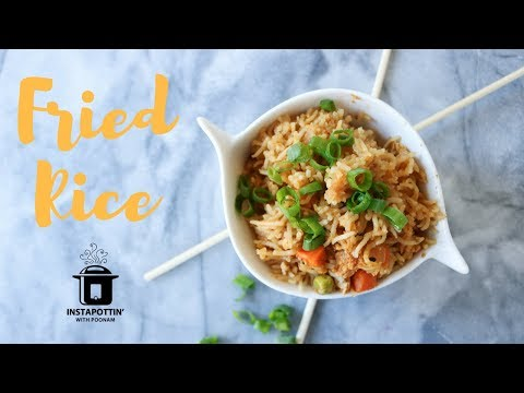Instant Pot Fried Rice | Episode 056