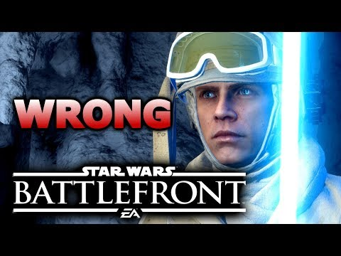 3 Heroes You're Using Wrong - Star Wars Battlefront