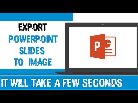 Export Powerpoint Slides as image