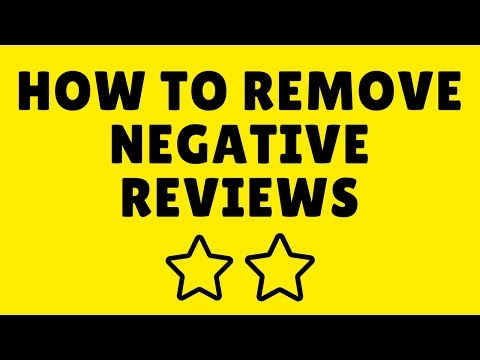How To Remove Negative Reviews by Ben Laing | Amazon Goldrush