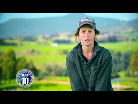 Meet One Of The Young Aussies Changing The Dairy Industry | Studio 10