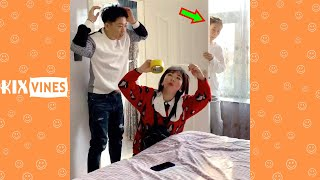 Funny videos 2021 ✦ Funny pranks try not to laugh challenge P199