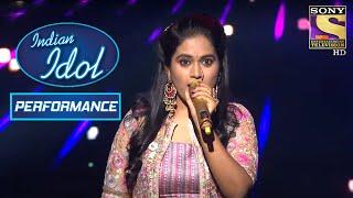 Sayli के Performance ने जीता Neha का दिल | Indian Idol Season 12