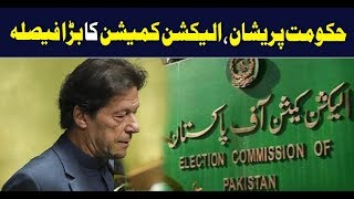 Government is in Danger | Election Commission of Pakistan Made an Important Decision | Neo Pakistan