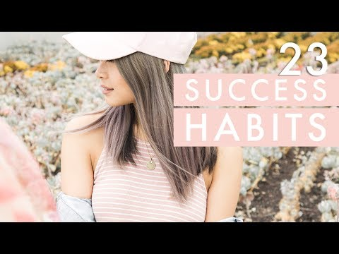 23 Habits of Highly Successful People ⭐️