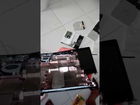 Bongkar Laptop ASUS X453M
