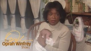 Oprah Babysits for the First (and Last) Time | The Oprah Winfrey Show | Oprah Winfrey Network