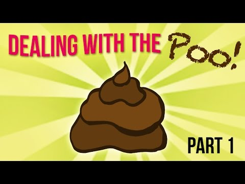 Dealing With The Poo 💩 *Poop Avoidance Accessories* (Part 1)