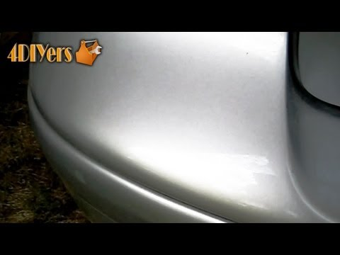DIY: How to Remove Paint Scratches