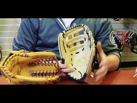 What Is The Best Baseball Glove Web For An Outfielder?
