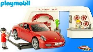 Accident PorscheFraîchement Film De Achetée Français Playmobil hxtQrdCs