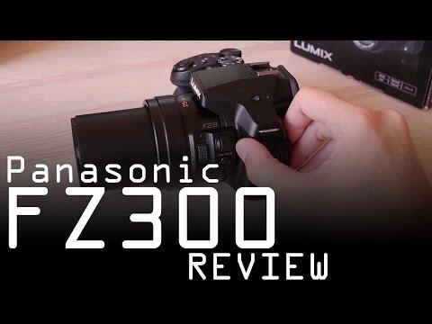 Best 4K Camera 2019 Under $500 - Panasonic Lumix FZ300 Top