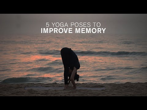 5 yoga poses to improve memory