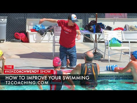 How to Improve Your Swimming with Wendy Mader, Dave Erickson