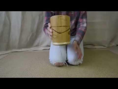 Thunder Drum - Bamboo: Sound Demo