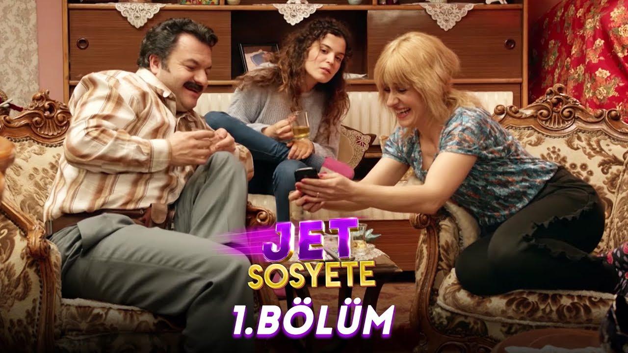 Jet Sosyete 1.Bölüm (Tek Parça Full HD)