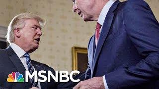 Ignatius: President Donald Trump Trump Feels Walls Closing In On Him   Morning Joe   MSNBC