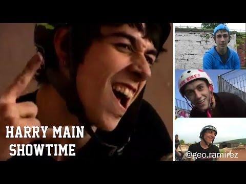 Harry Main BMX - Collecting Life - Showtime