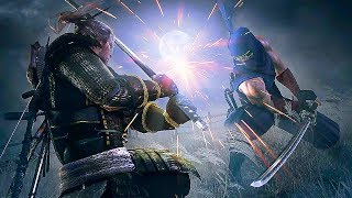 NIOH 2 - Official Gameplay Reveal (2019)