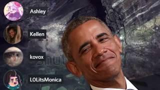 Pwease Mr Obama - HuniCast Highlights #1