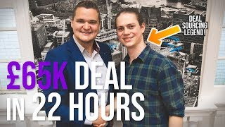 22 Years Old Making a FORTUNE in Property Deal Sourcing | Winners on a Wednesday #52