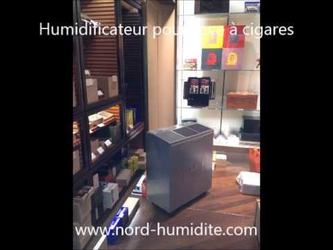 humidificateur pour cave à cigares