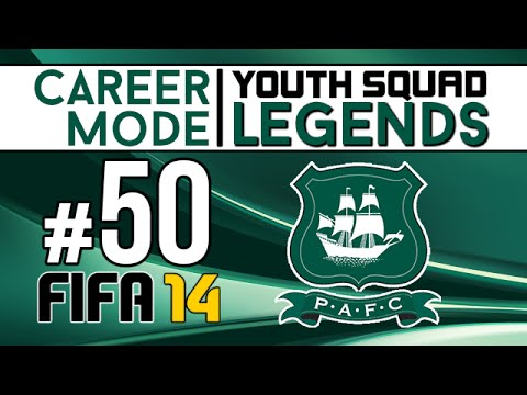 PS4 | FIFA 14 Career Mode | Youth Squad Legends 5 | Ep. 50