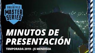 MINUTOS DE PRESENTACIÓN - FMS ARGENTINA JORNADA 5 (2019)
