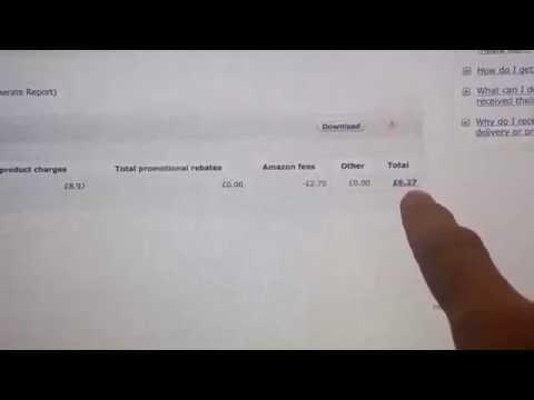 Amazon sales round-up - Merchant Fulfilled & FBA - How to make money selling on Amazon UK