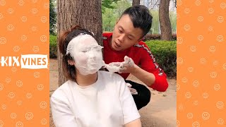Funny videos 2021 ✦ Funny pranks try not to laugh challenge P161